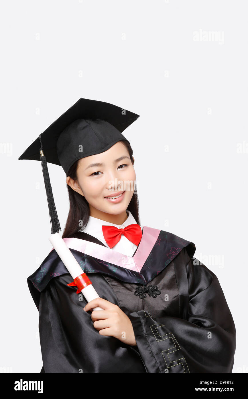 China Beijing University Graduation Stock Photos & China Beijing ...