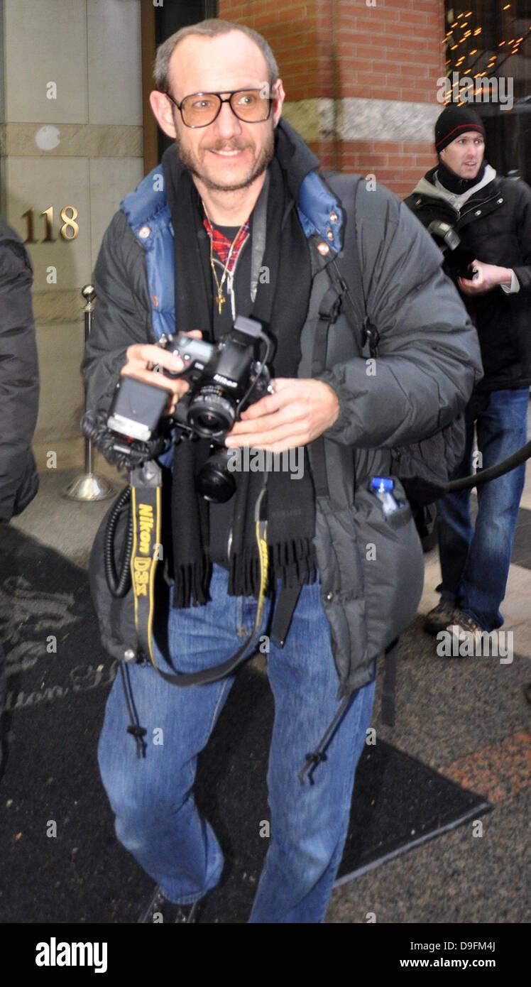 Terry Richardson Nude Photos 38