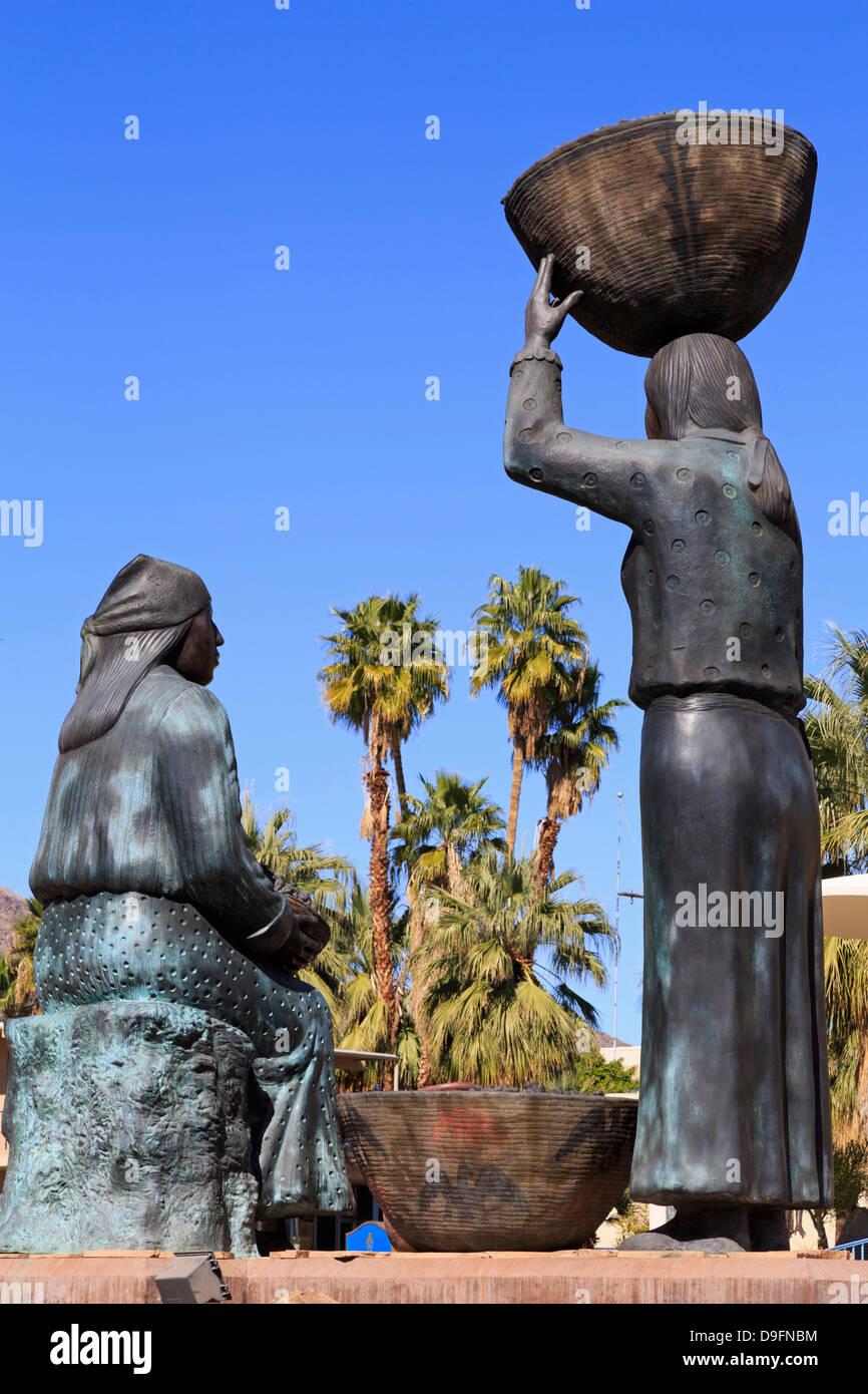 Agua Caliente Women by Doug Hyde, Palm Springs, California, USA - Stock Image