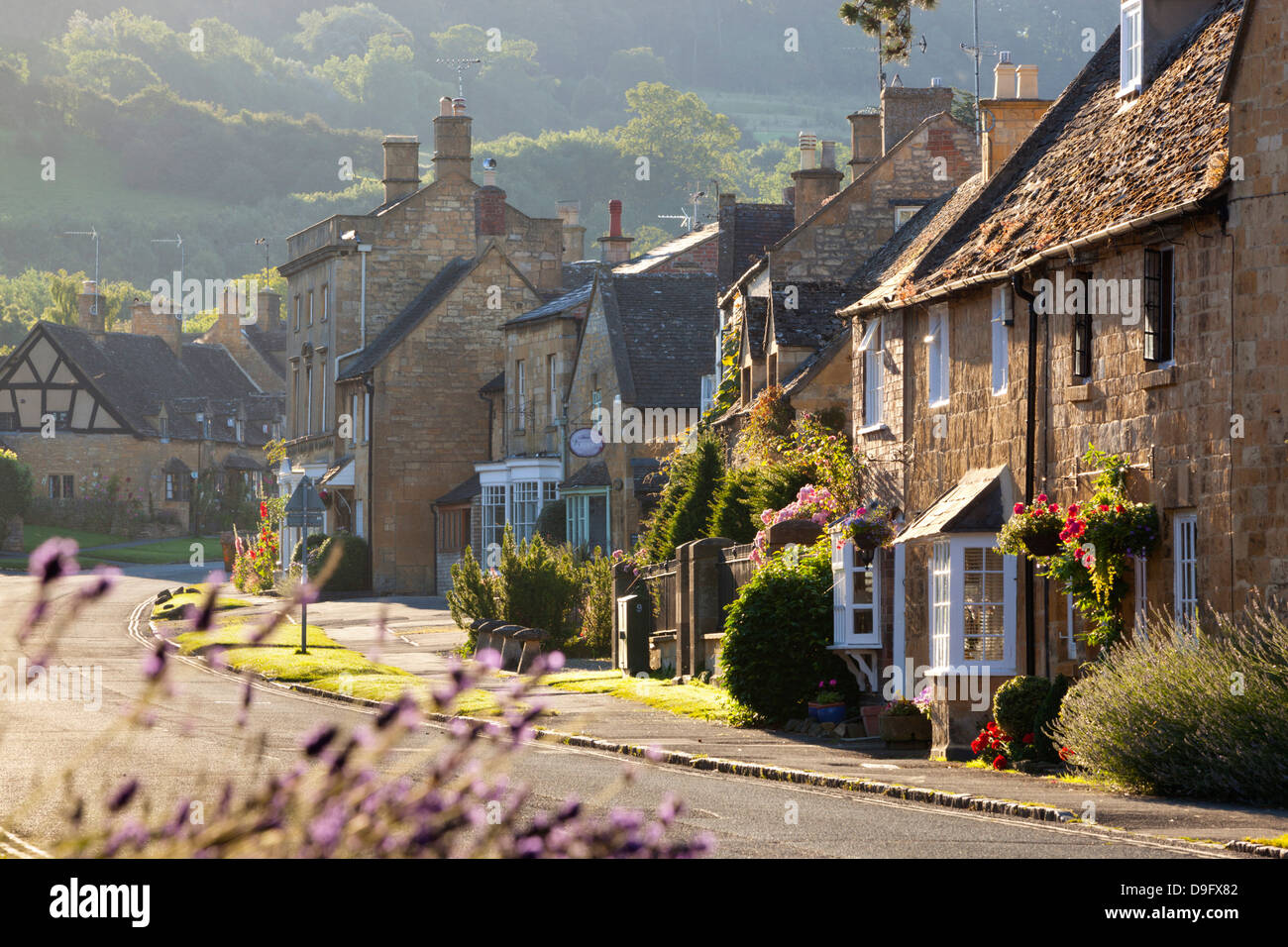 Cotswold Cottages Broadway Worcestershire Cotswolds