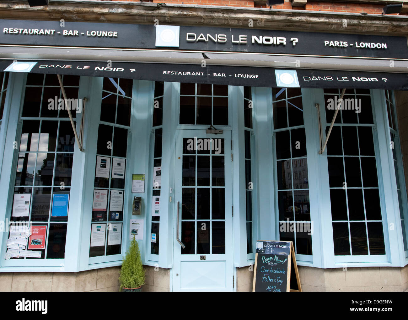 Clerkenwell London Restaurant Stock Photos & Clerkenwell London ...