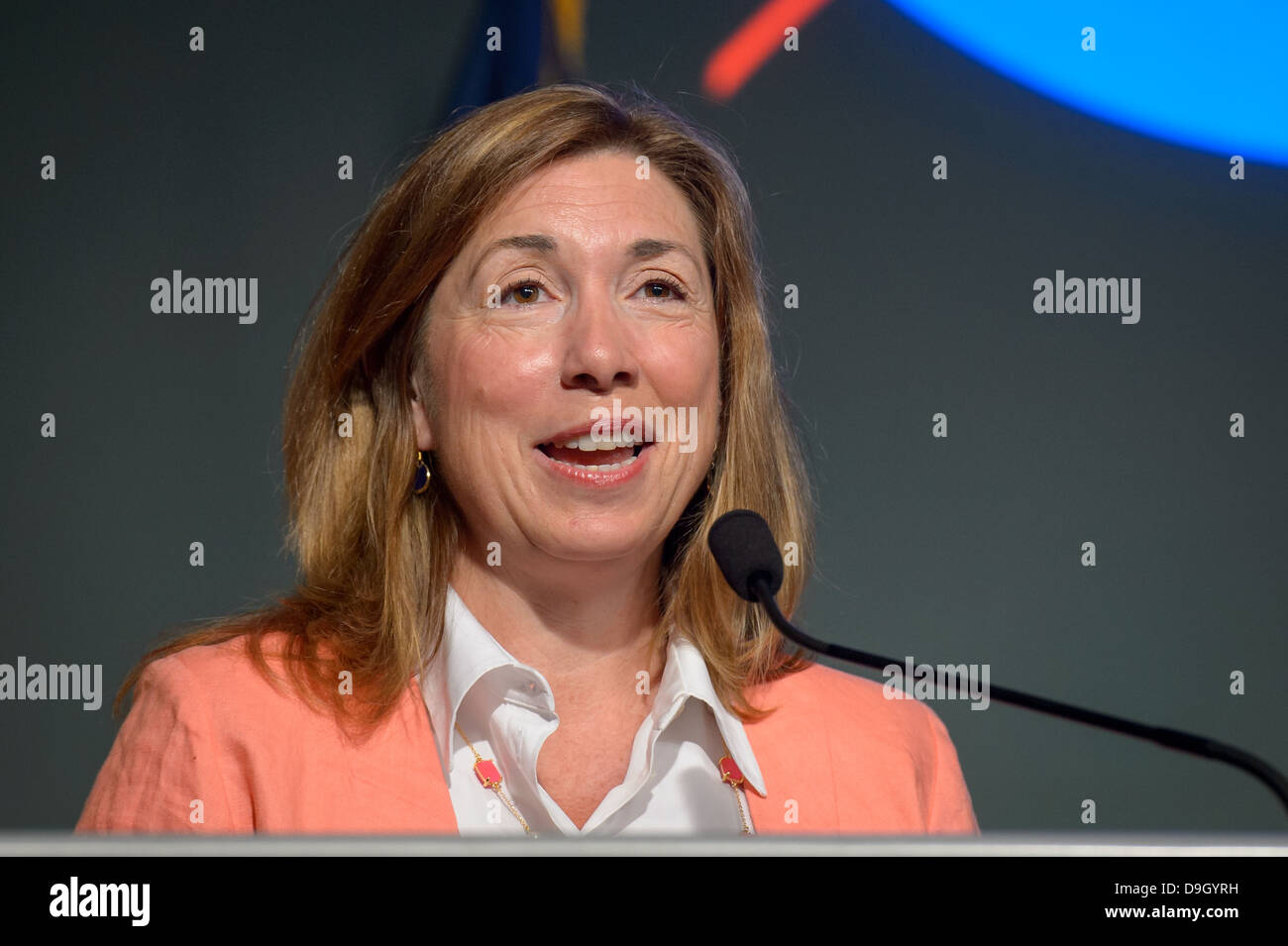 Asteroid Initiative Industry and Partner Day (201306180003HQ) - Stock Image