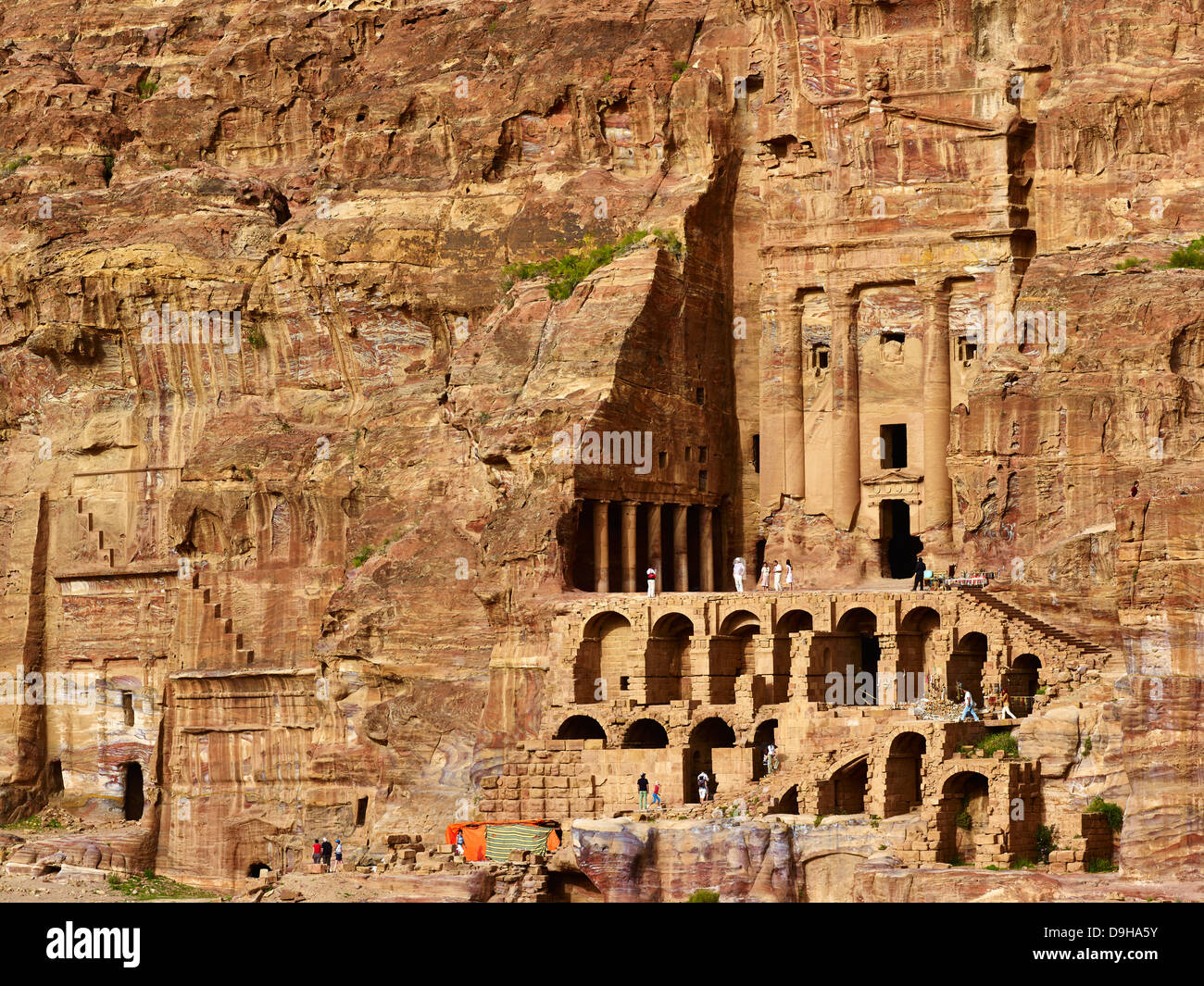 city of jordan middle east