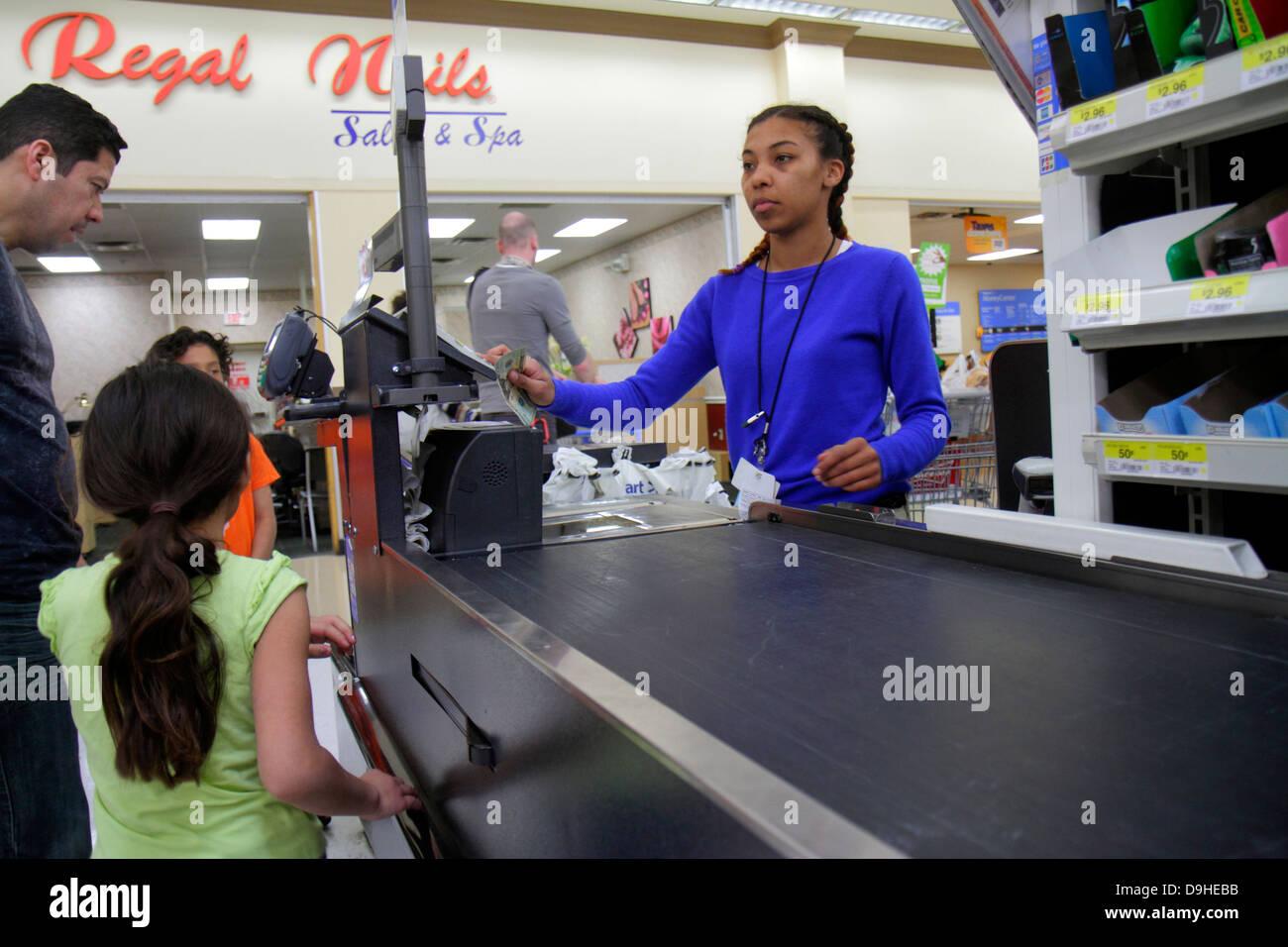 Nevada Las Vegas Walmart Wal Mart Super Center Centre Shopping Check