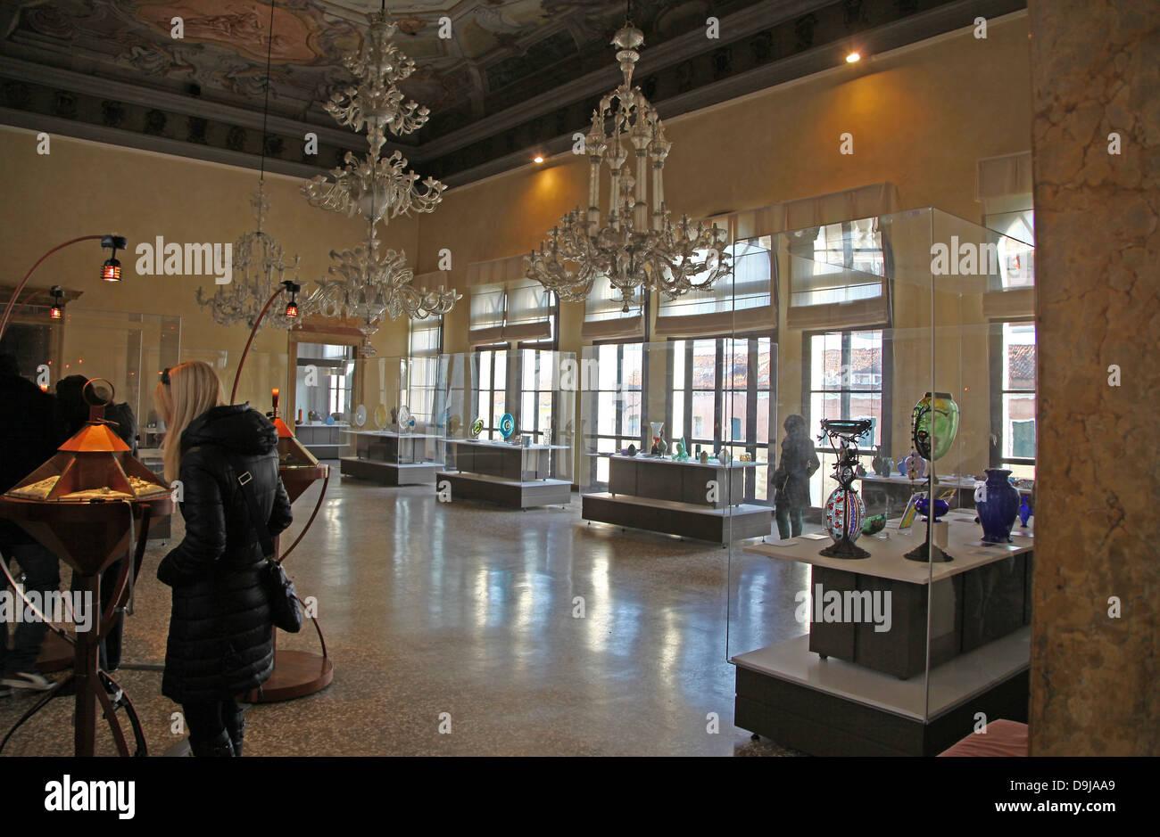 Murano Glass Museum Stock Photos & Murano Glass Museum Stock Images ...