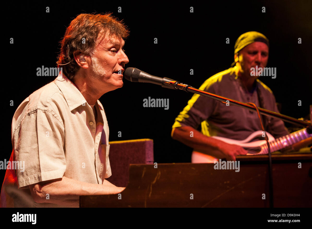 London, UK. 20th June, 2013. Steve Winwood at O2 Shepherd's Bush Empire, London 20th June 2013 Credit:  Lucia - Stock Image