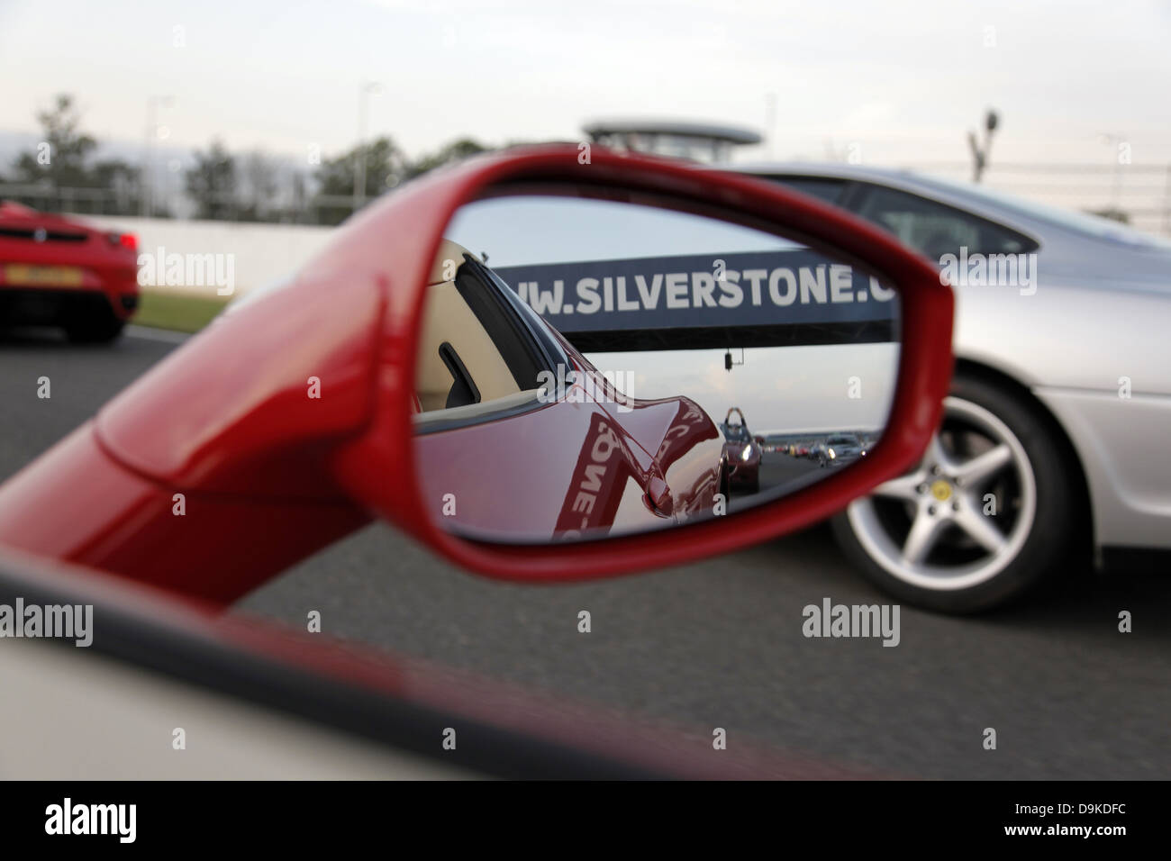 Ferrari 458 Circuit High Resolution Stock Photography And Images Alamy