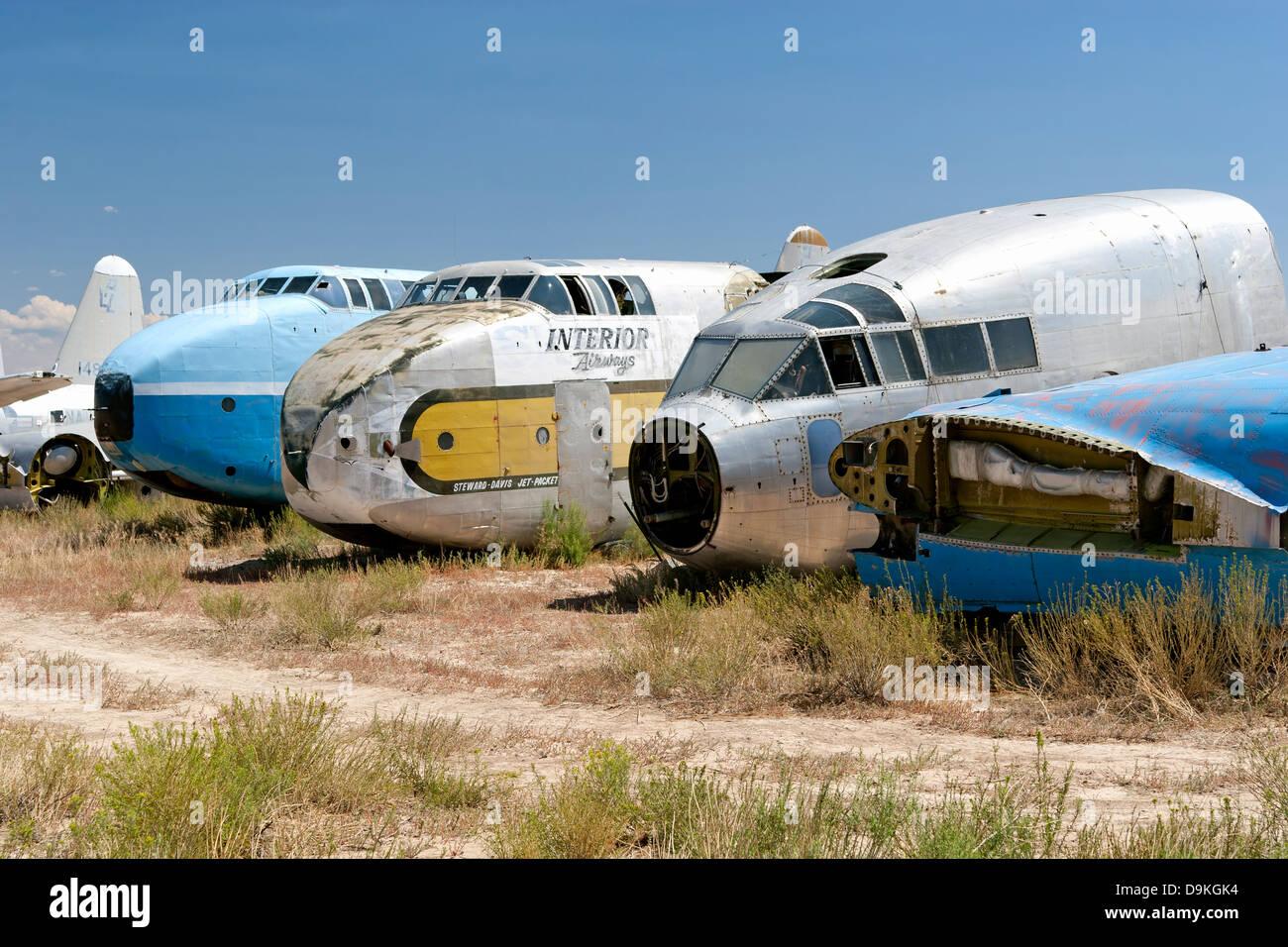 Fairchild C 119 Flying Boxcar Stock Photos & Fairchild C ...