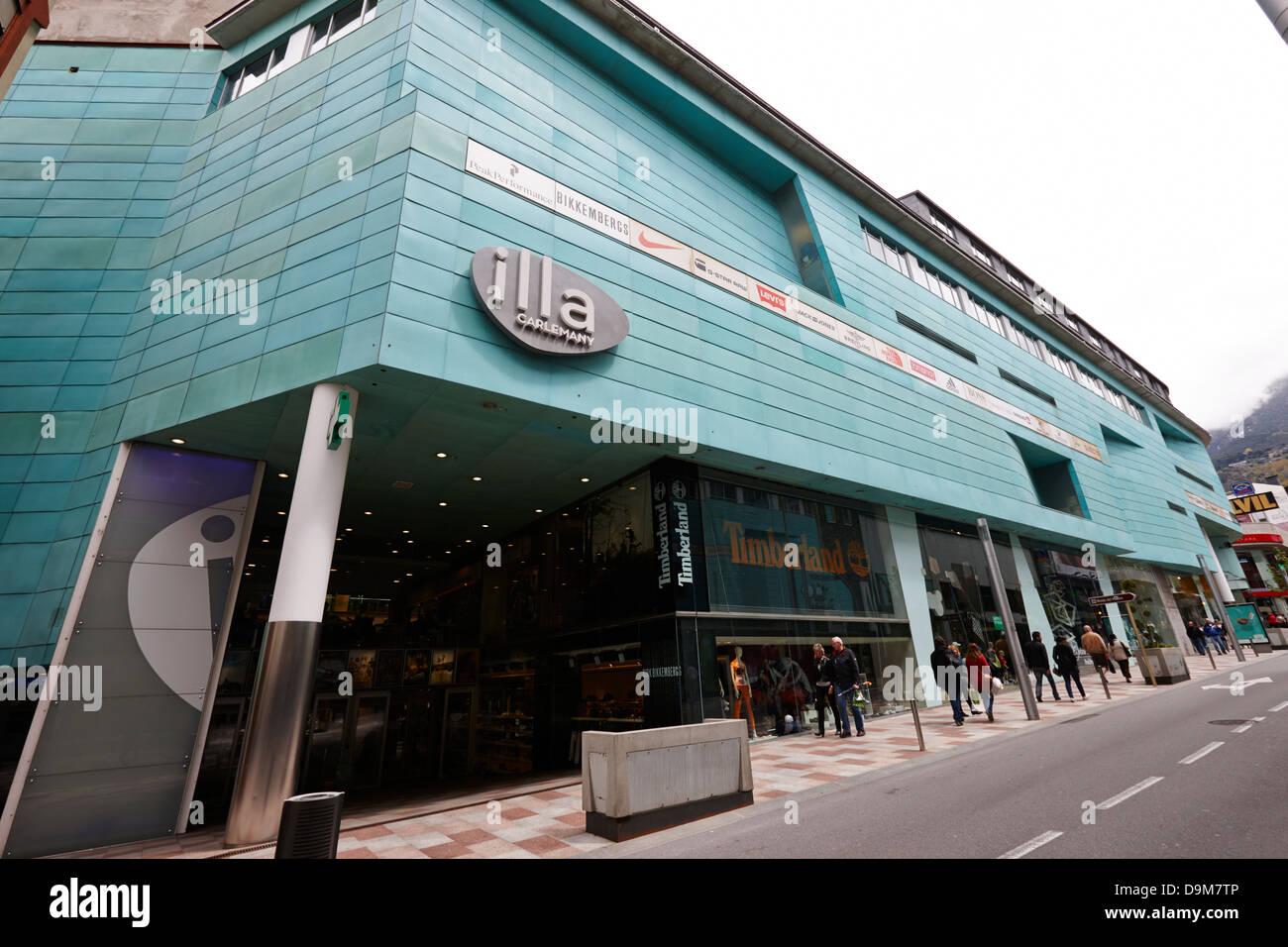 Centre comercial stock photos centre comercial stock images alamy - Centre comercial illa ...