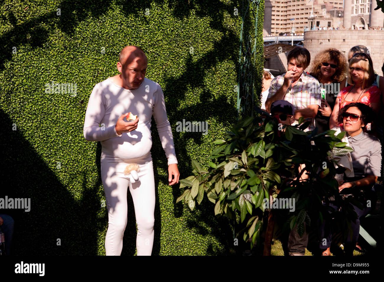 Festival Des Jardins Chaumont Sur Loire 2009 festival of humour stock photos & festival of humour stock
