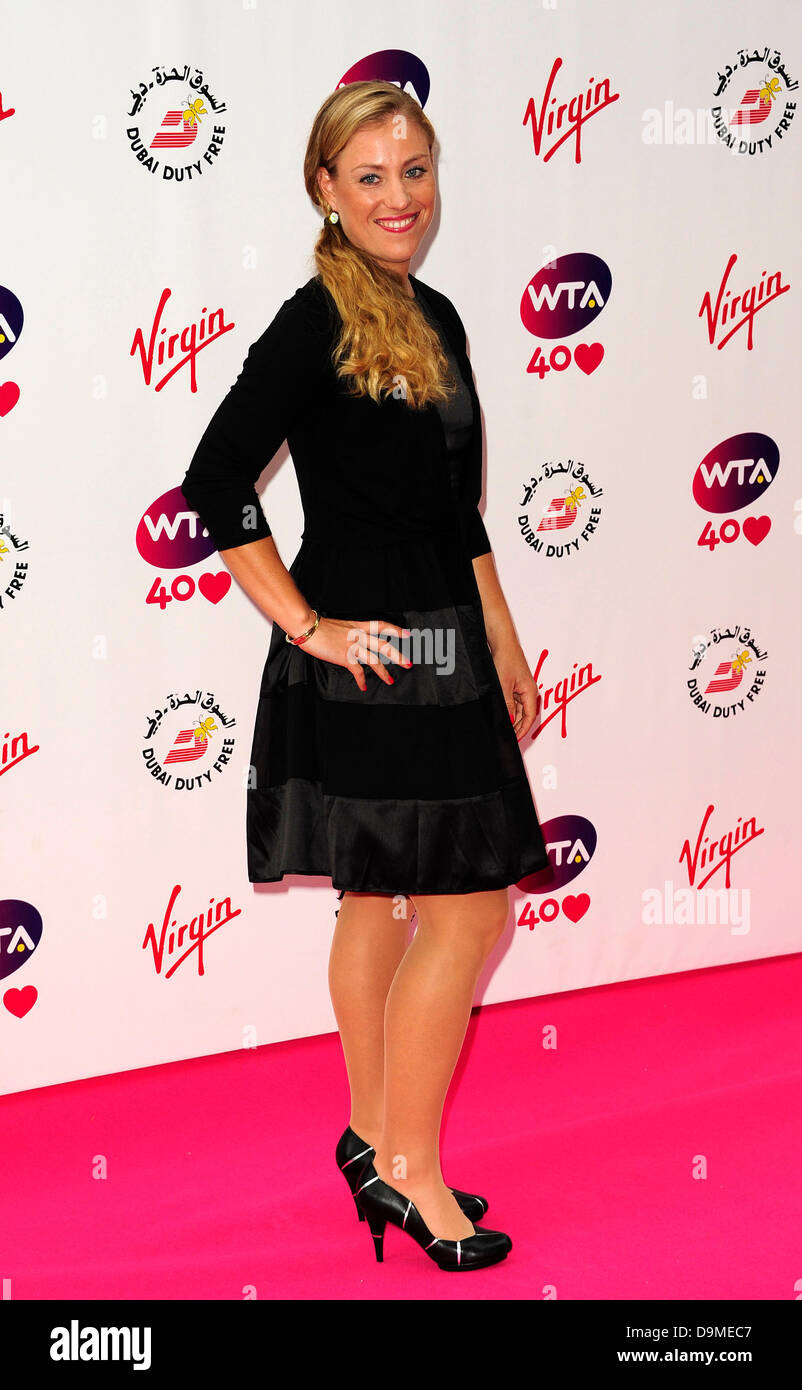 Angelique Kerber Attends The Wta Pre Wimbledon Party At