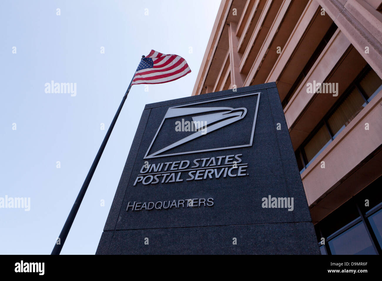 Postal Service High Resolution Stock Photography And Images Alamy