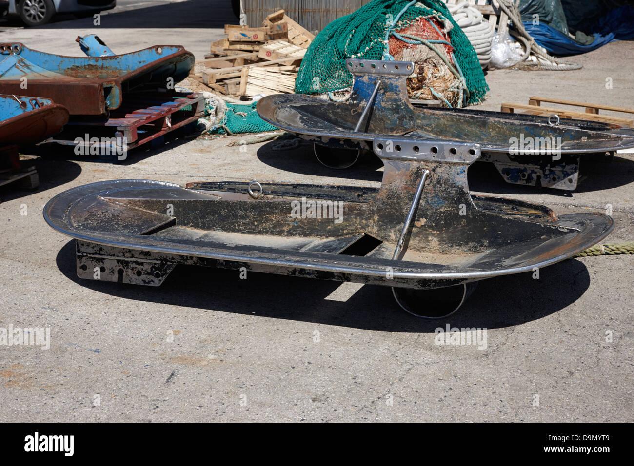 Trawl Doors Stock Photos & Trawl Doors Stock Images - Alamy