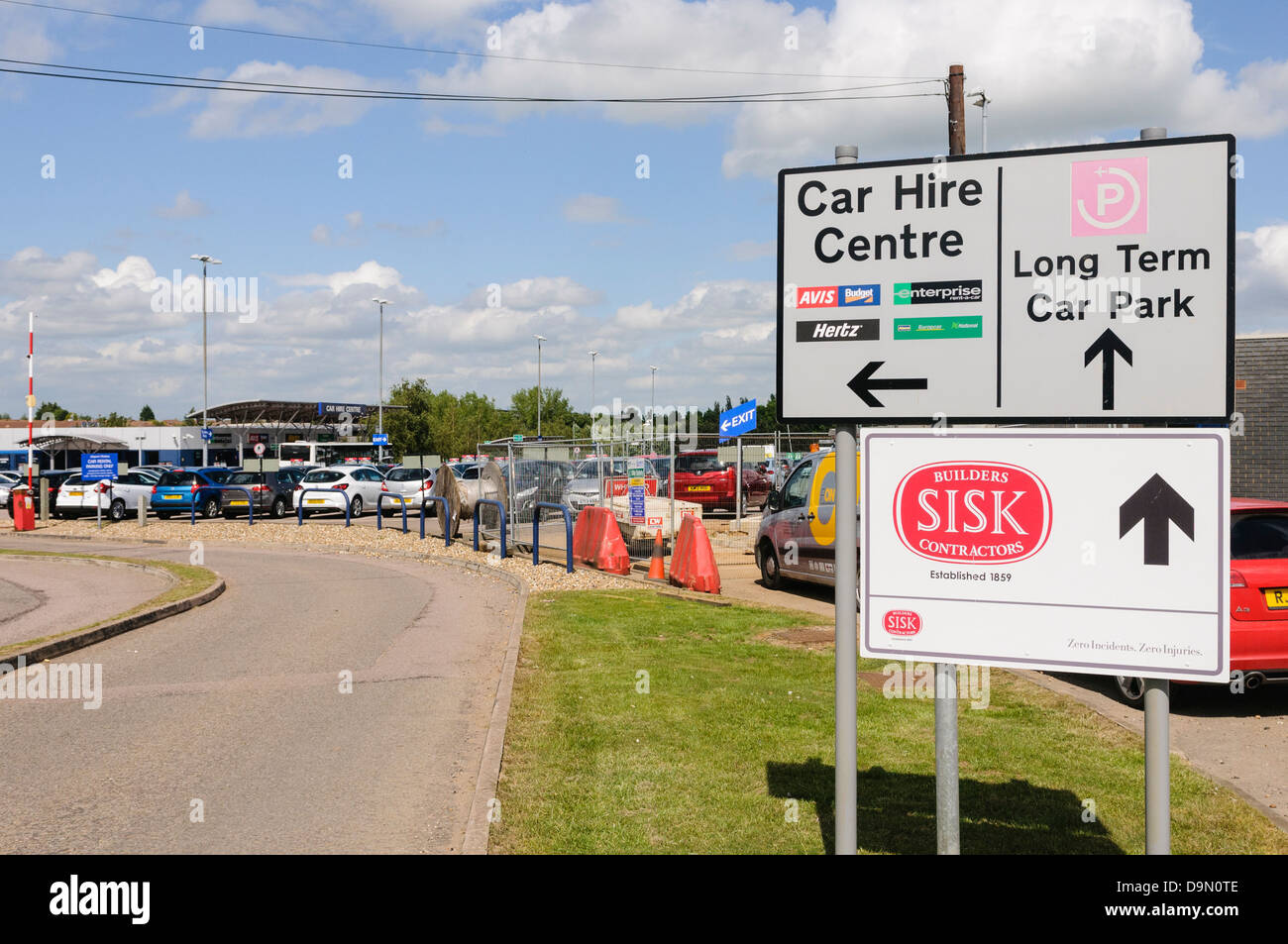 Hire Car Airport Stock Photos Hire Car Airport Stock Images Alamy