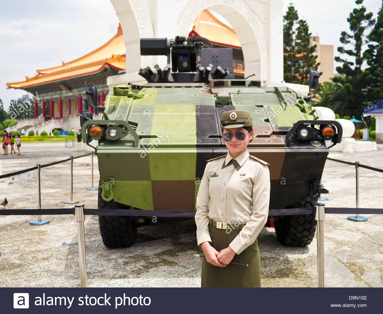 Taiwan Special Forces military exhibition, CM-32 Clouded