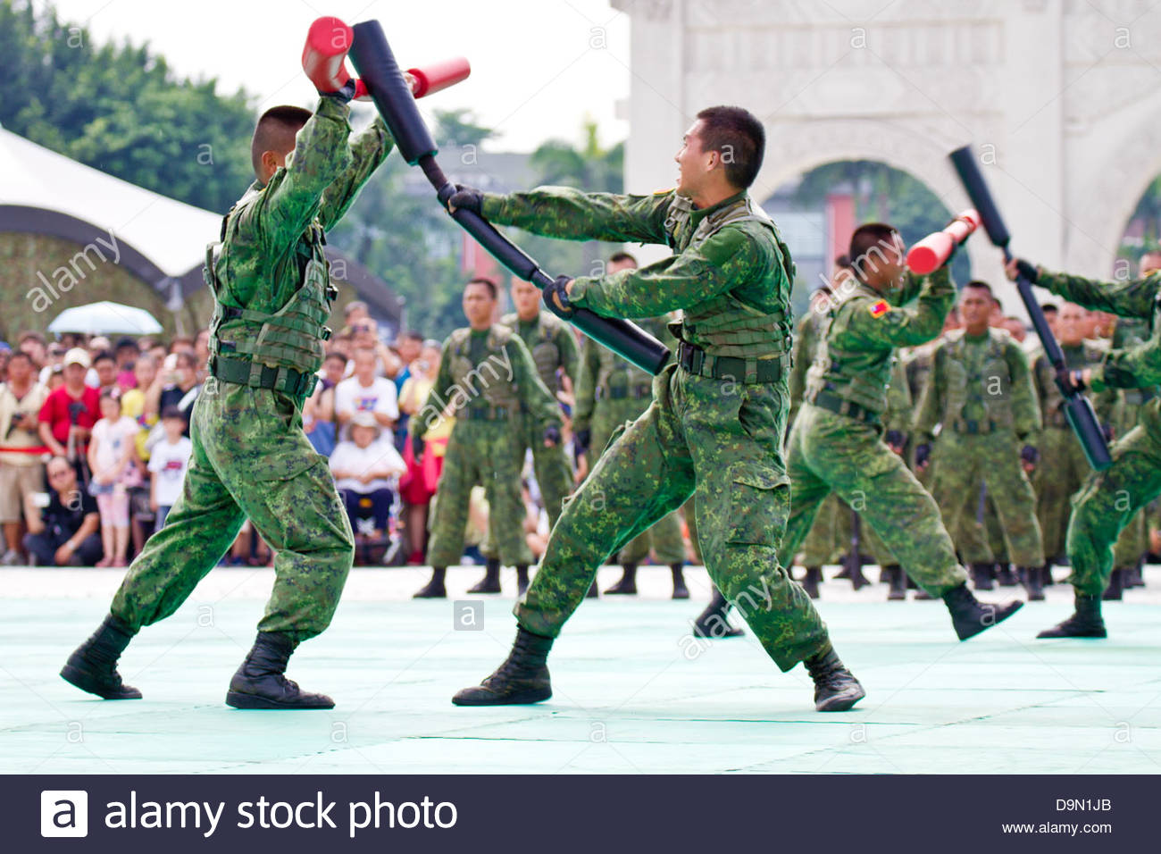 Taiwan Special Forces military exhibition, National Chiang