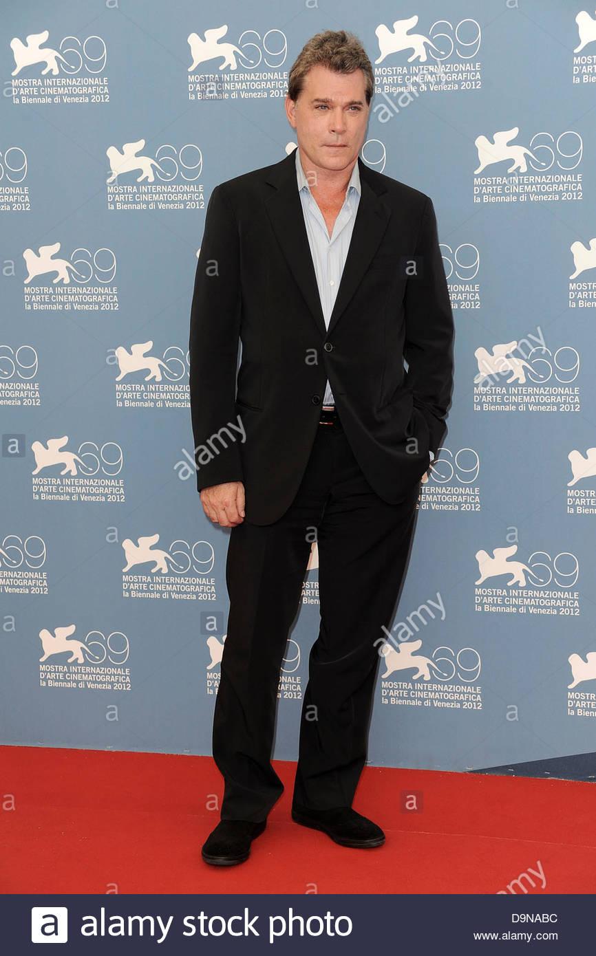 ray liotta,69th international venice film festival - Stock Image