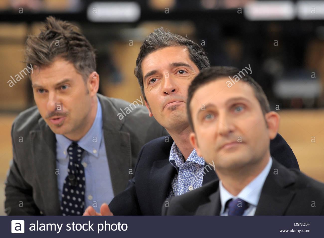 trio medusa - Stock Image