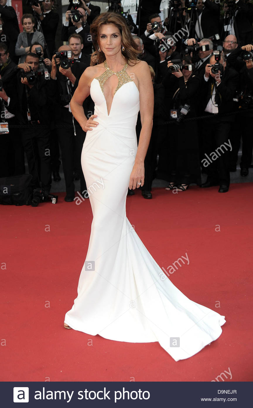 cindy crawford,66° Festival di Cannes - Stock Image