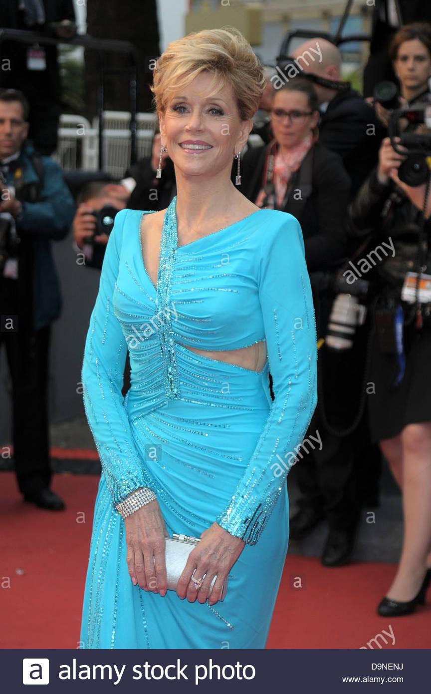 jane fonda,66° Festival di Cannes - Stock Image