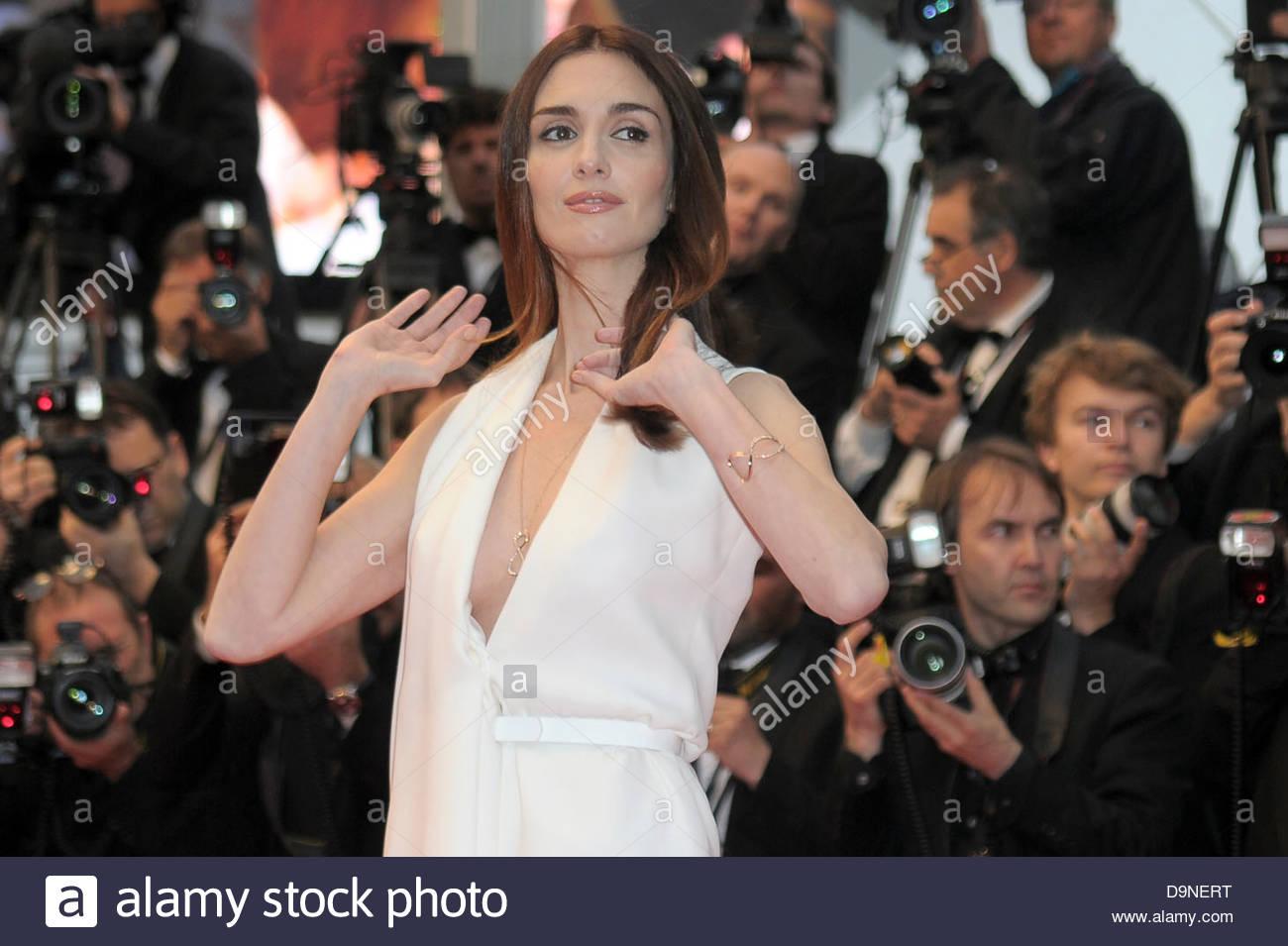 paz vega,66° Festival di Cannes - Stock Image