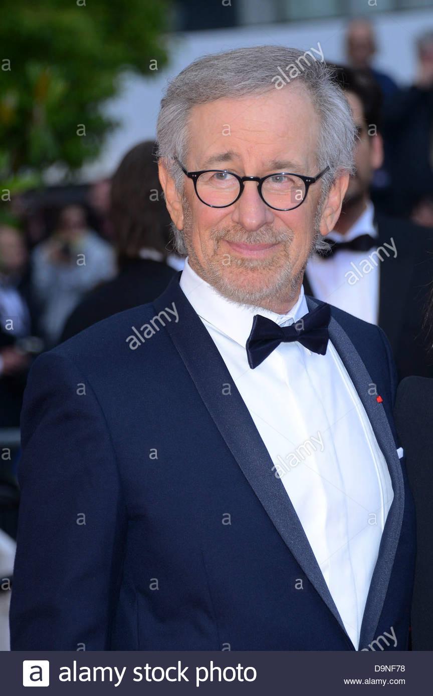 Steven 66 Spielberg Festival Di Cannes Stock Photos Steven 66