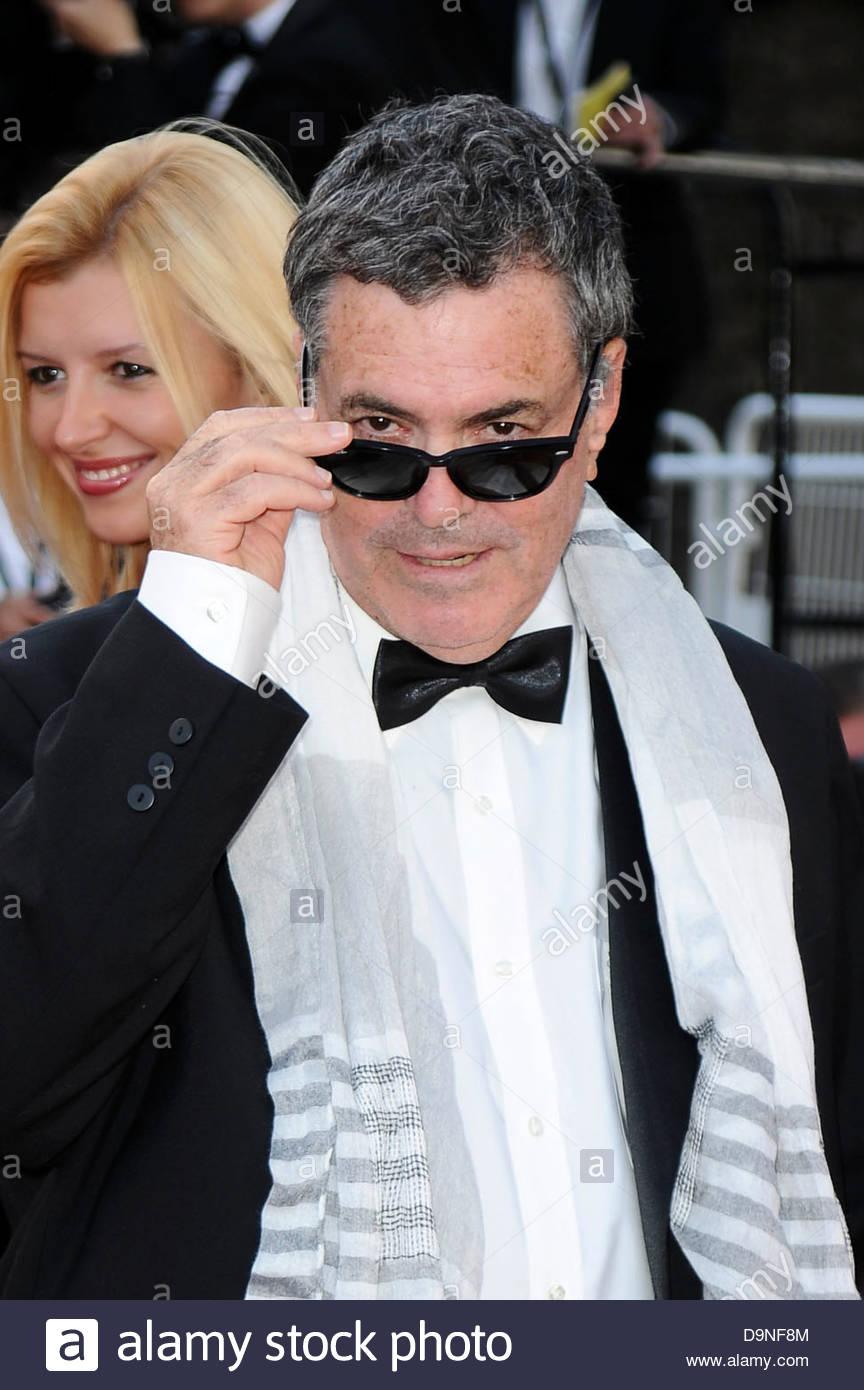 amos gitai,66° Festival di Cannes - Stock Image