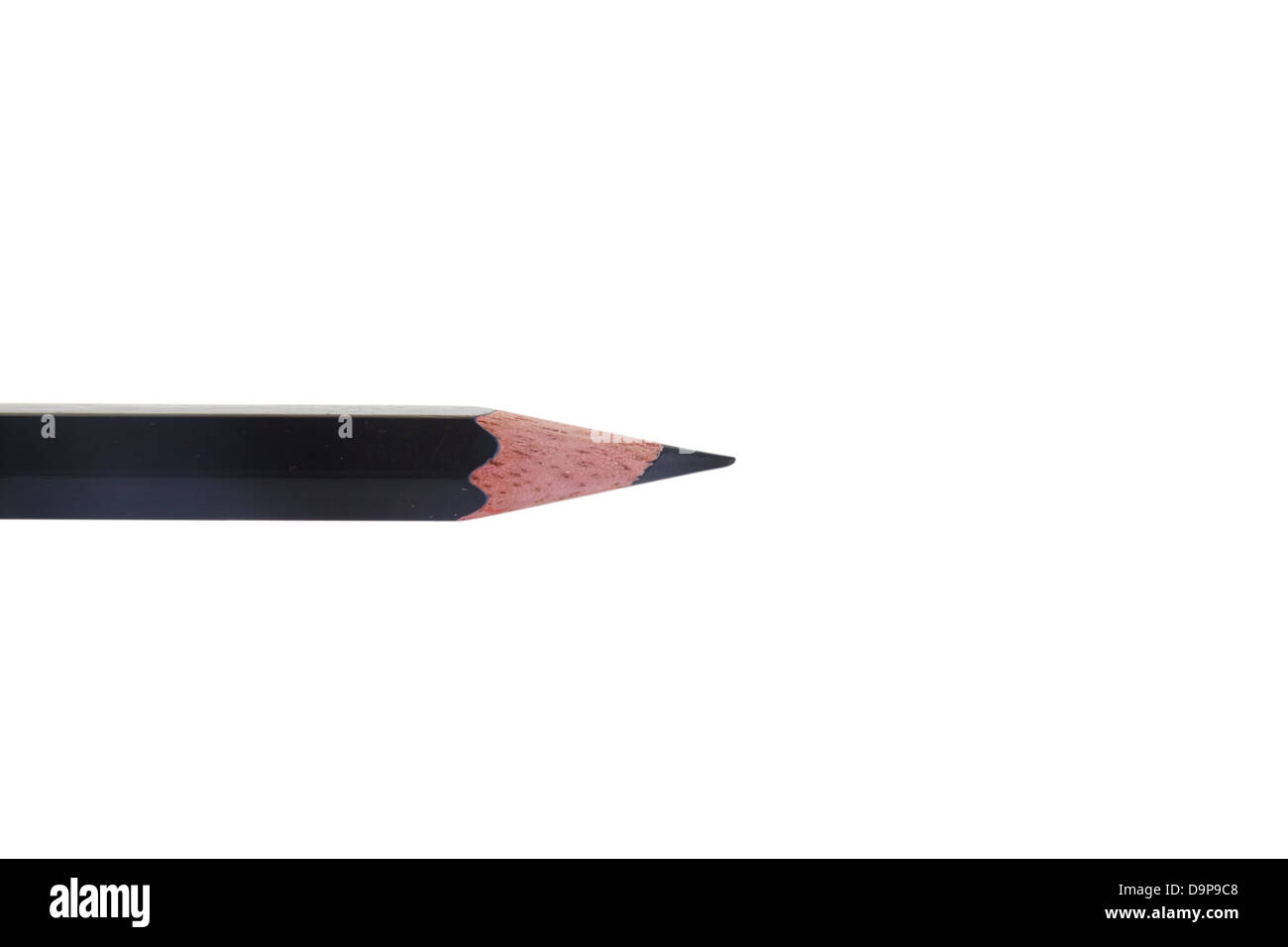 close up of a sharpened pencil stock photo 57653352 alamy