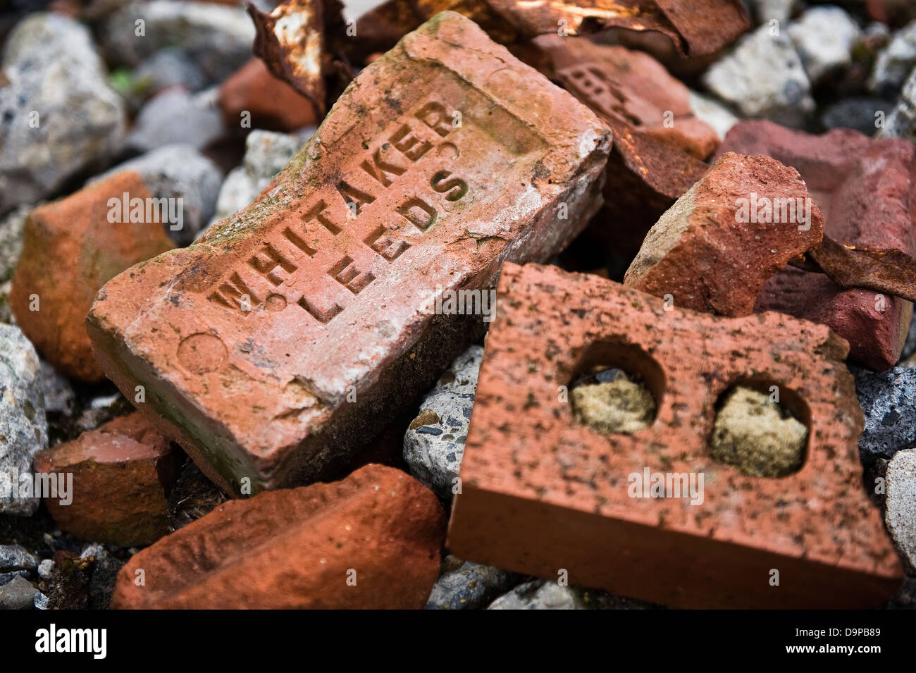 Breaks made by Whitaker Leeds for the former Cookridge Hospital, Silk Mill Way, Cookridge, Leeds, West Yorkshire, - Stock Image