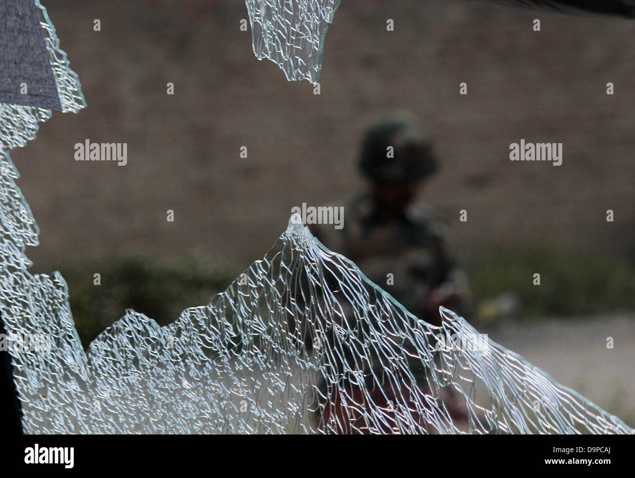 Indian Trooper Stock Photos & Indian Trooper Stock Images - Alamy