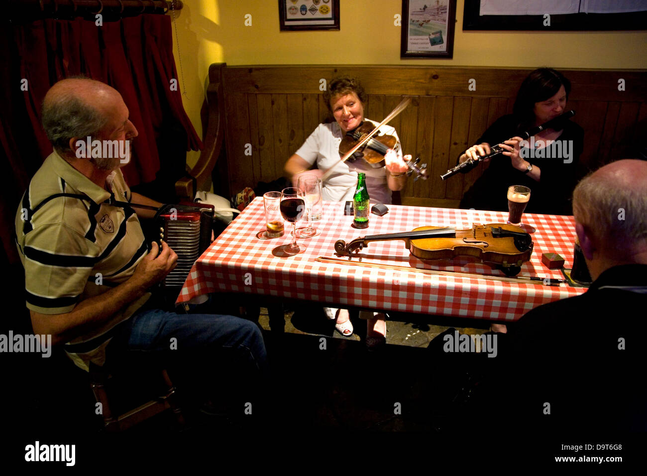 traditional music. - Stock Image