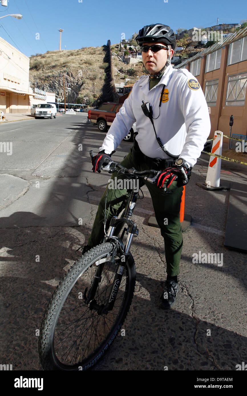 032 Arizona CBP Operations. - Stock Image