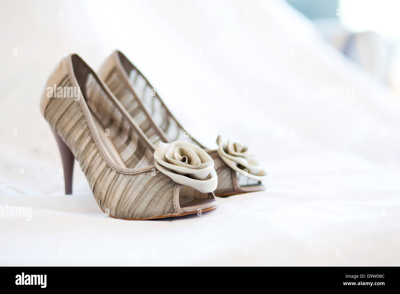 c401c4f9cc9 Modern Bridal Heels Stock Photos & Modern Bridal Heels Stock Images ...