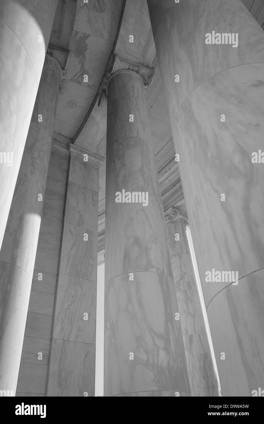 Columns - Stock Image