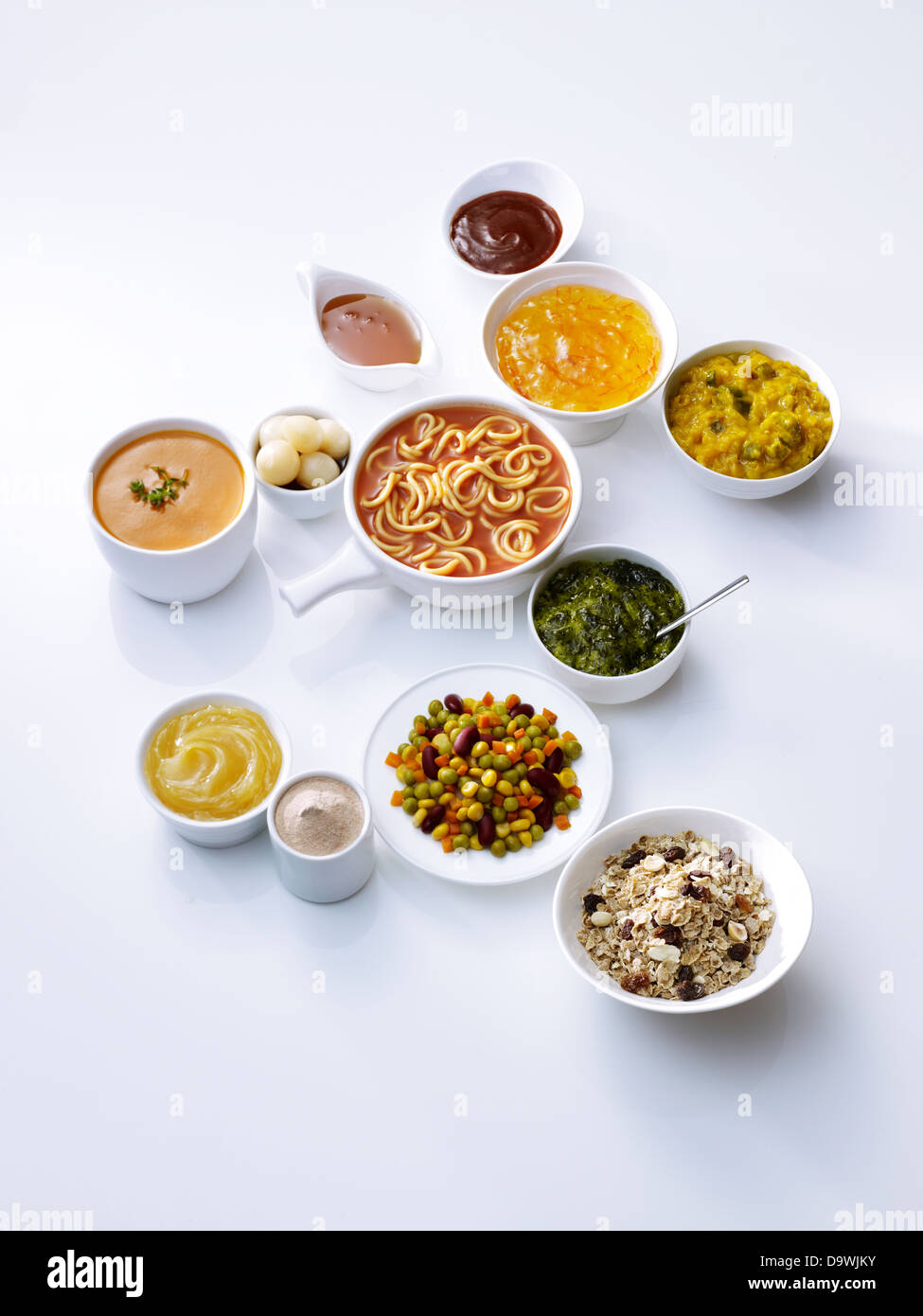 comfort food - Stock Image