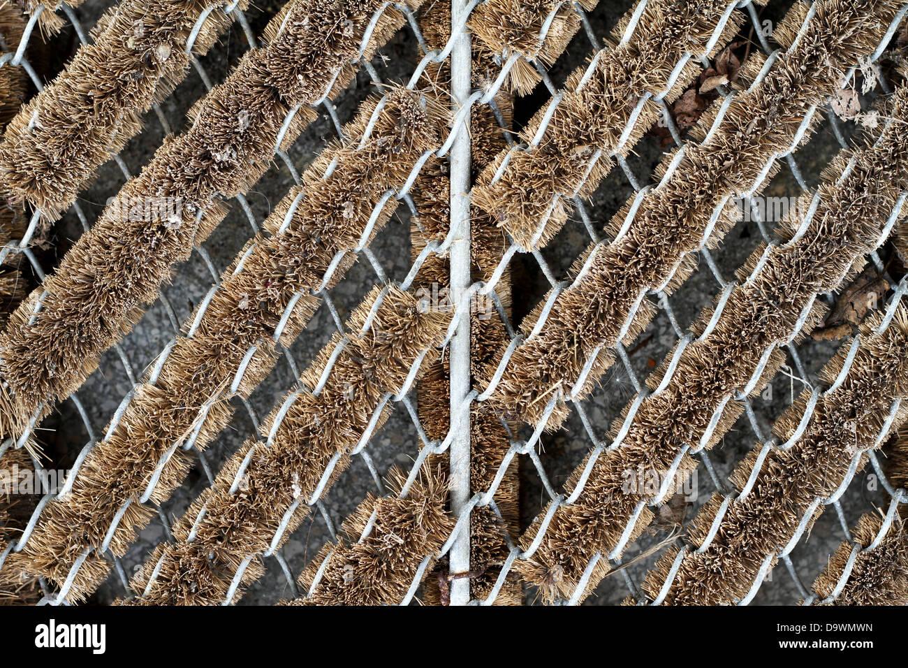 Coir Mat Stock Photos Amp Coir Mat Stock Images Alamy