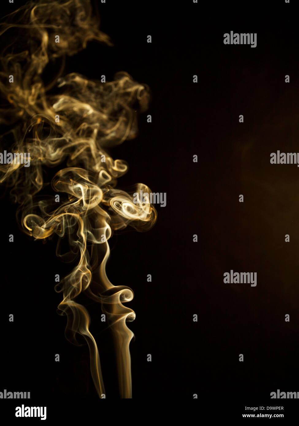 smoke - Stock Image