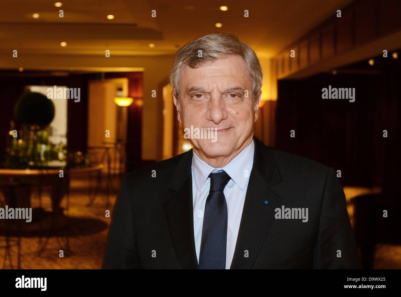The CEO of Christian Dior S A  and president of Christian Dior Stock