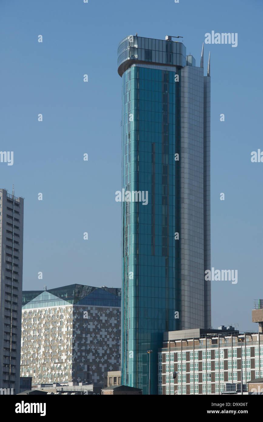 Beetham Tower, Birmingham, England - Stock Image