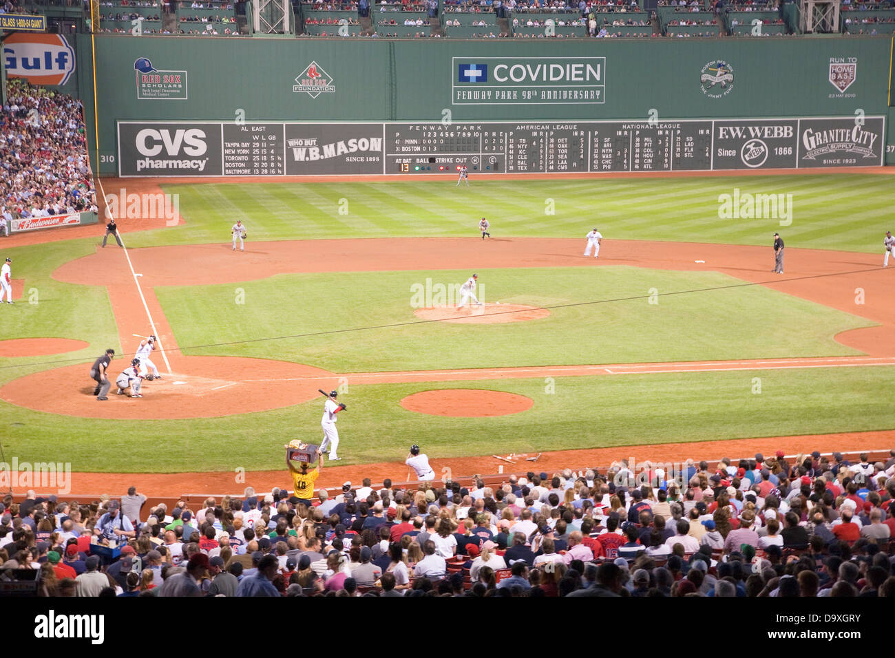 Boston Red Sox Fan Stock Photos & Boston Red Sox Fan Stock Images ...