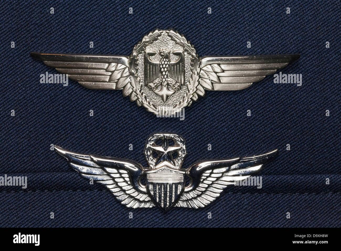 Pilot Wings Stock Photos & Pilot Wings Stock Images - Alamy