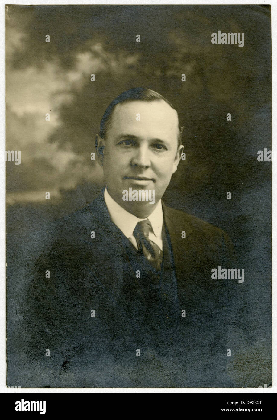 Guy William Mitchell, Lee County, House. - Stock Image