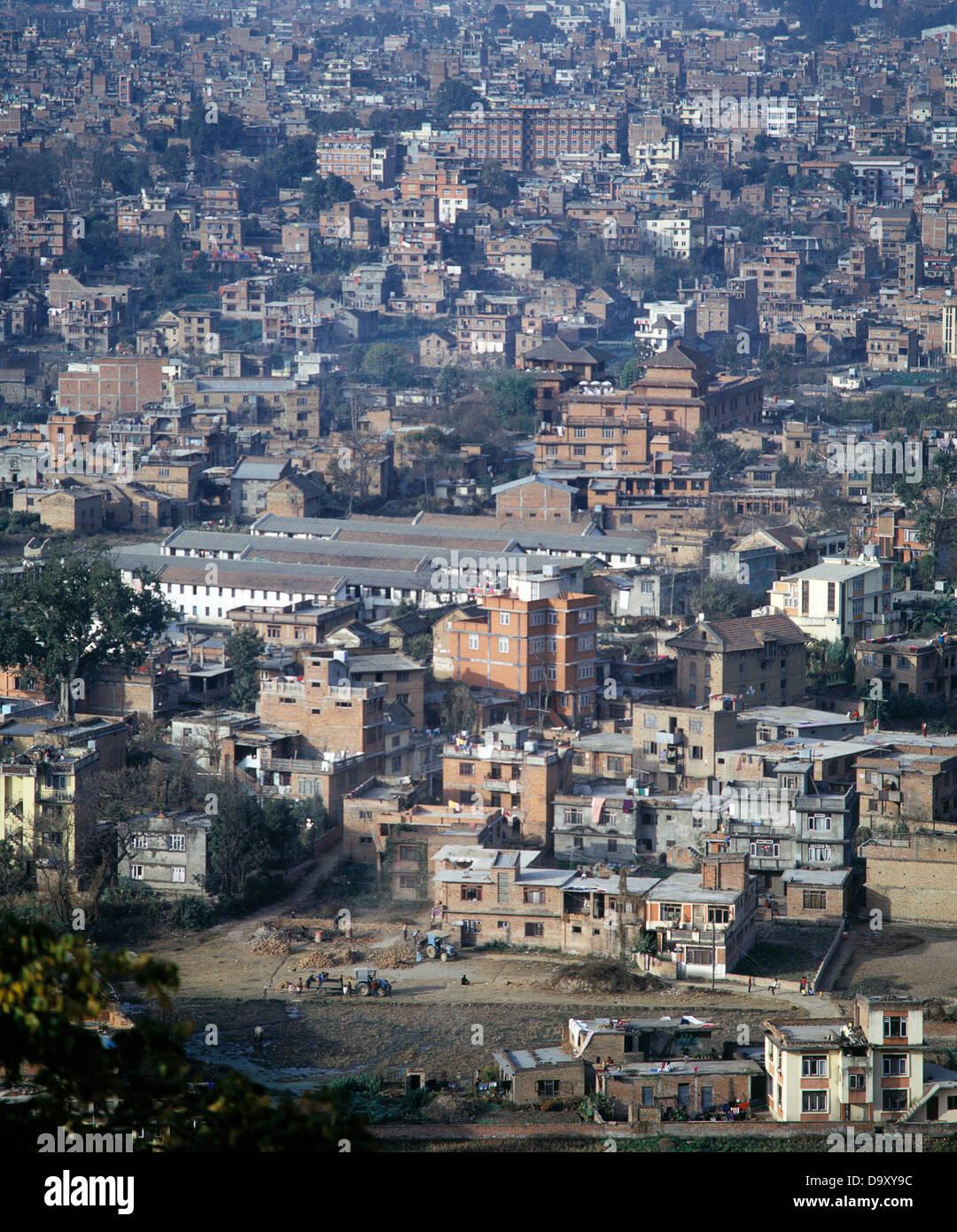 Katmandu, Nepal - Stock Image
