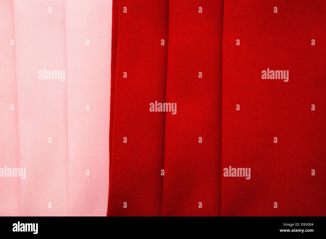 napkin background - Stock Image