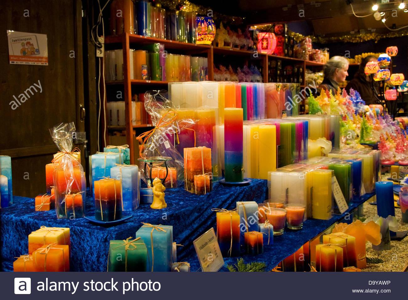Christmas markets,Basel,Switzerland - Stock Image