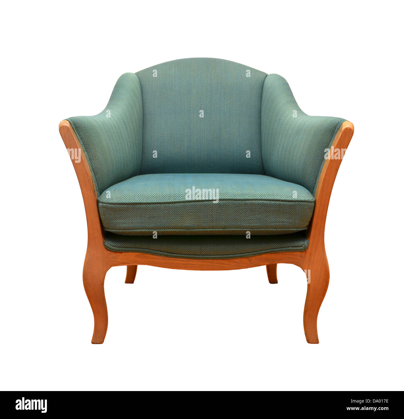 fabric bergere with clipping path - Stock Image