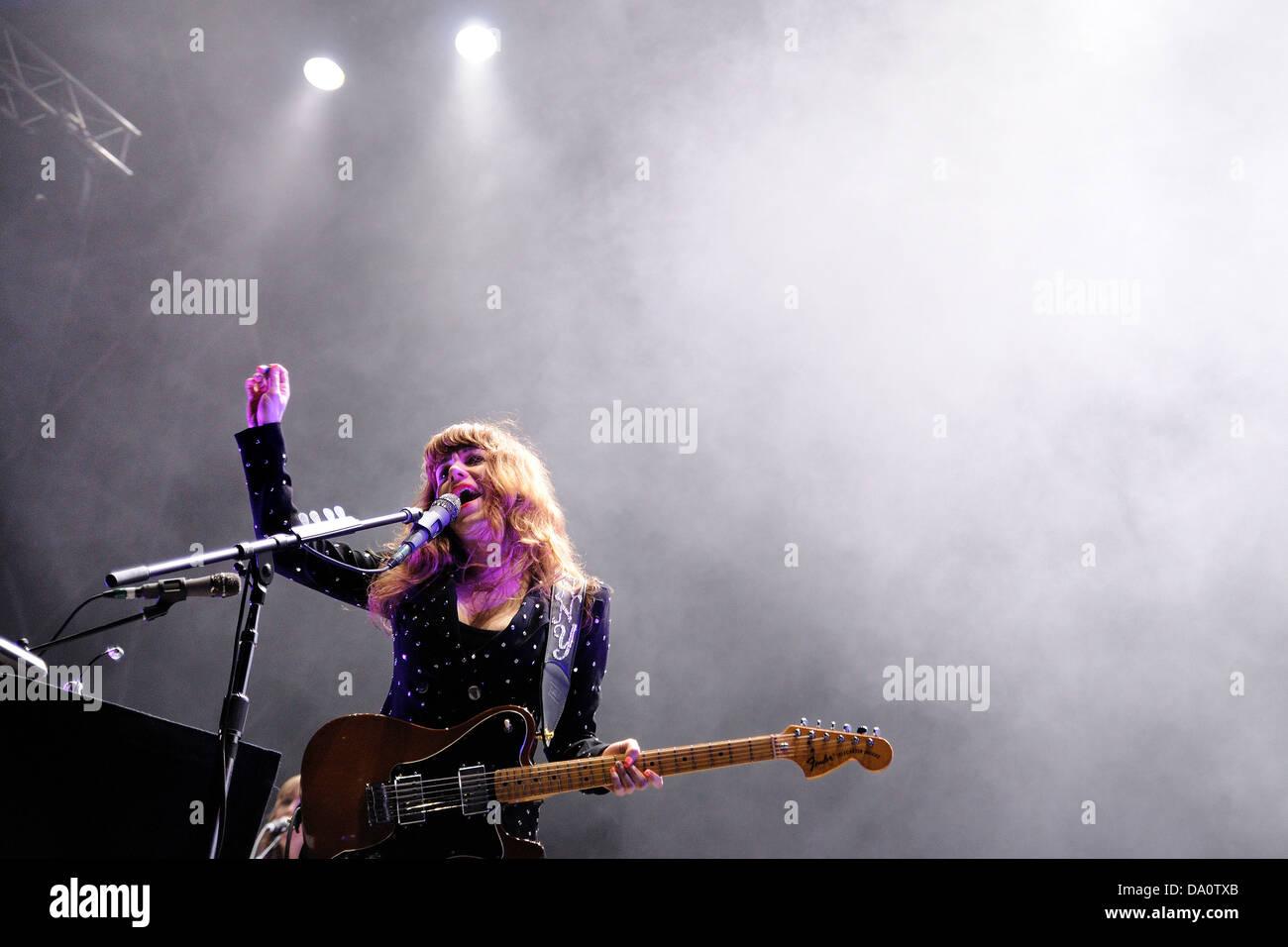 Barcelona May 23 Jenny Lewis Background Vocals Keyboards