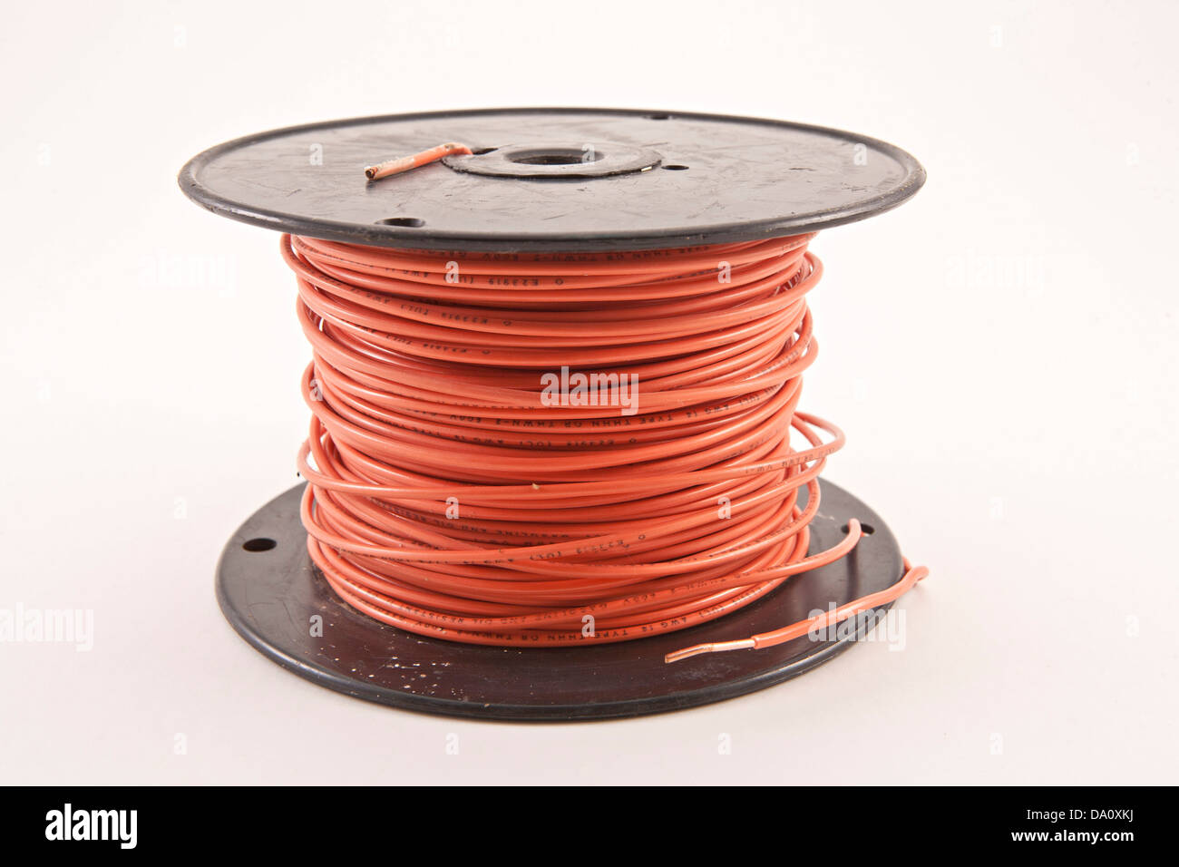 Insulated Copper Wire Stock Photos & Insulated Copper Wire Stock ...
