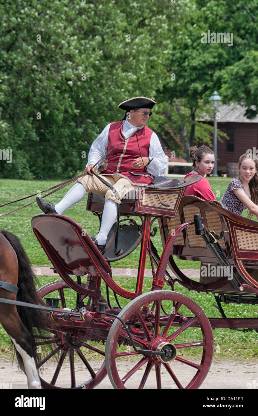 Colonial Williamsburg Driving Tour