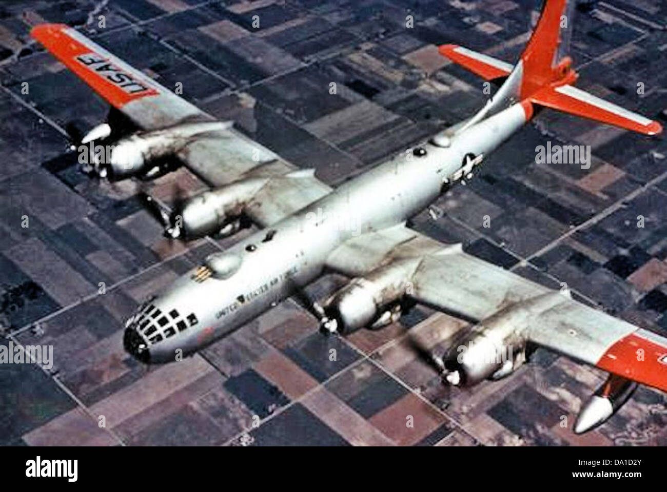 Boeing B 50B 50 BO Superfortress 47 144 RB 50F 55 SRW